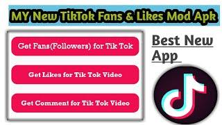 Unlimited TikTok Fans & Likes Kaise Bhadhye | TikTok per Fans Kaise Bhadhye
