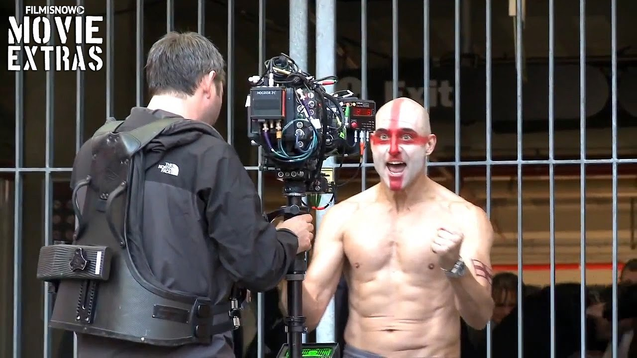 The Brothers Grimsby (2016) Behind the Scenes - Part 2/2