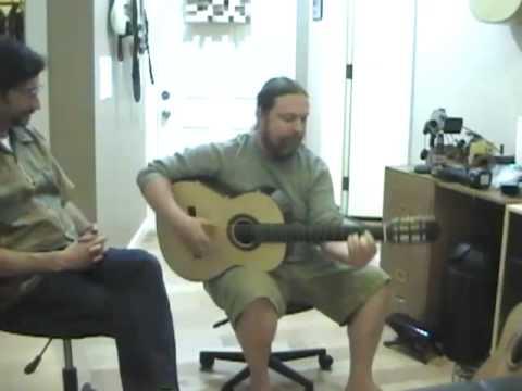 Flamenco-Lessons Webcast 4-24-09 Glenn Canin part 7