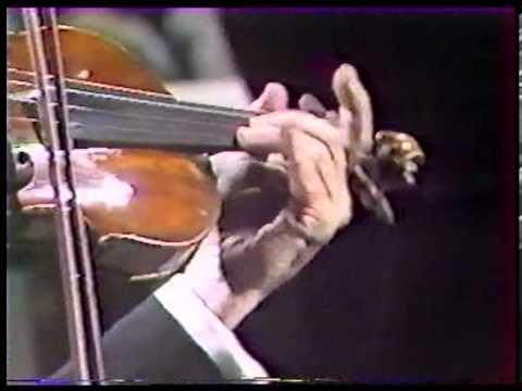 """Viktor Tretyakov plays Ravel """"Tzigane"""""""