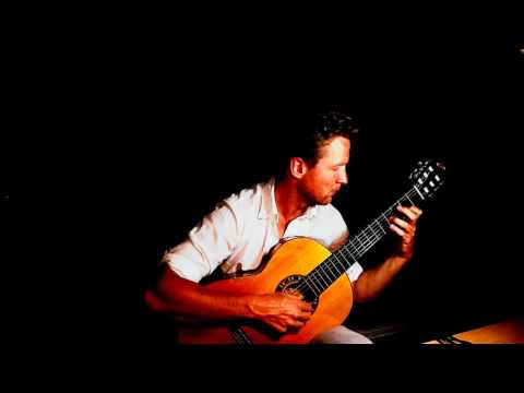 Somewhere Over The Rainbow - Harold Arlen ( instrumental ) on guitar by Rick Lammers