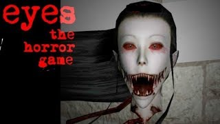 INDIAN PLAYING HORROR GAME - EYES THE HORROR GAME/FUNNY MOMENTS/HILARIOUS REACTION OF INDIAN