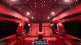 The Inside Of An Escalade? Lexani Motorcars Luxury SUV Offices