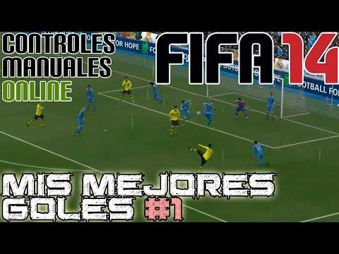 FIFA 14 || Mis mejores goles #1