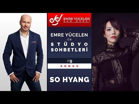 So Hyang - Studio Talks with Emre Yücelen #8