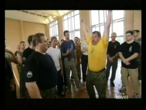 The SYSTEMA (Go Warrior, complete Program) Система Image 1