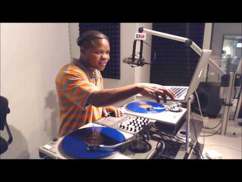 DJ Joe Cat Daddy @ WKYS 93.9 RADIO  (Washington DC)