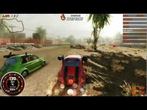 Novo jogo - combate de carro