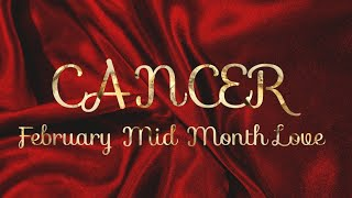 CANCER THE FULL MOON BRINGS YOU GREAT LOVE - MID MONTH LOVE