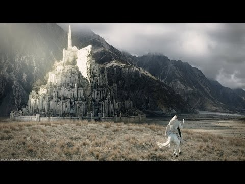 A group of fans want to build an exact replica of this famous 'Lord of the Rings' city