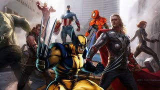 Fantastic - The Avengers 2, The Wolverine, Deadpool, Daredevil & Fantastic Four Reboot