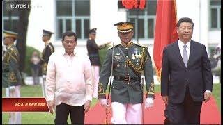 TT Philippines sẽ đi TQ bàn về phán quyết Biển Đông (VOA)