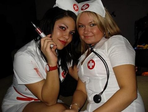 Naughty Nurses, How Nurses Got Sexy, From Nun to Hot Costume thumbnail