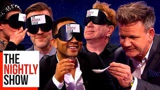Download Lagu Gordon Ramsay Blindfolding Celebs & Feeding Them Strange Foods | COMPILATION Gratis STAFABAND