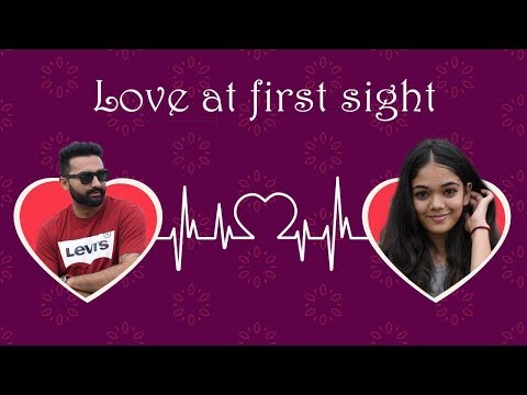 LOVE AT FIRST SIGHT | DUDE SERIOUSLY | DS MINIS thumbnail