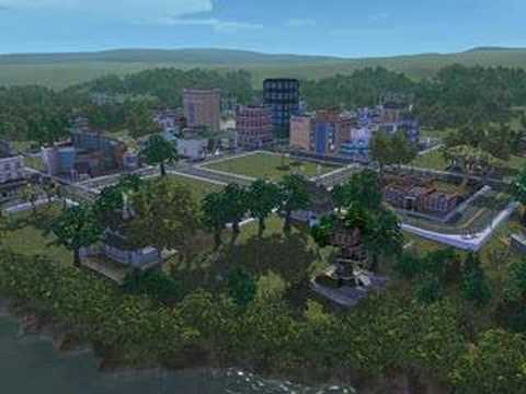 SimCity Societies - Evolution Video