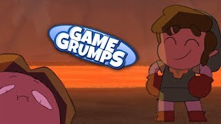Fighting a Boss - Game Grumps Animated- by Last Name Moron
