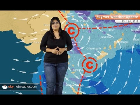 Weather Forecast for July 23: Good Monsoon rains in MP, Vidarbha, Delhi, UP, Bihar