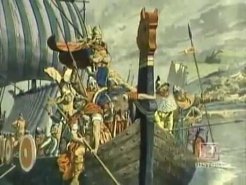 How The Vikings Conquered Europe : Documentary on Viking Plunder and Settlement in Europe