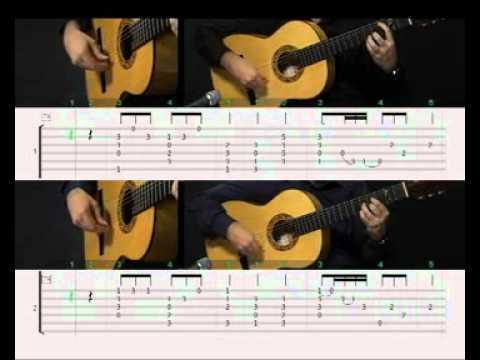 Siguiriya 2 guitarras, España en dos guitarras, Sabicas y Escudero por David Leiva