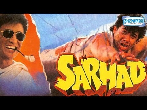 Sarhad - 1995 - Raj Babbar - Deepak Tijori - Farha Naaz - Full Movie In 15 Mins