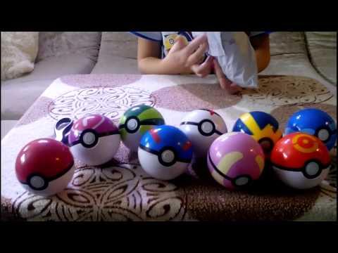 Pokemon Go игрушки покемоны из Aliexpress