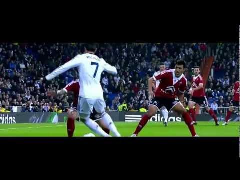 Cristiano Ronaldo vs Celta Vigo HD 720p (09/01/2013)