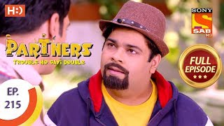 Partners Trouble Ho Gayi Double - Ep 215 - Full Episode - 24th September, 2018