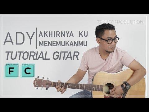 download lagu Ady - Akhirnya Ku Menemukanmu   Tutorial Gitar gratis