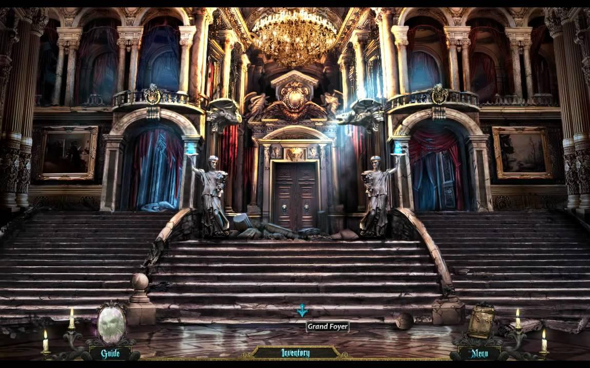 Mystery legends phantom of the opera part 14 playthrough crypt