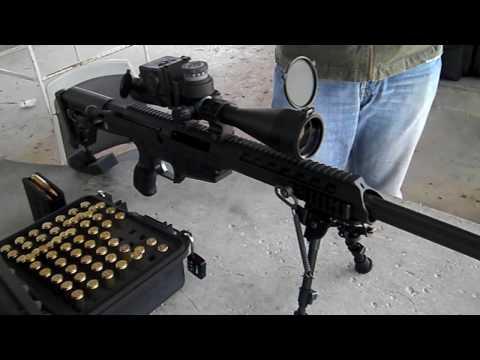 Barrett 98 Bravo