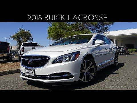 2018 Buick Lacrosse Premium 3.6 L V6 Review & Test Drive