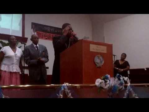 Pastor Keith Butler (Closing)