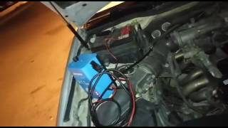 How to use Smoke A1 Pro Turbo Automotive Leak Detector in Arabic