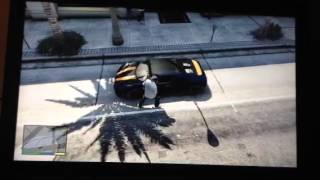 GTA 5 where to find the Bugatti veyron