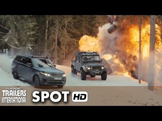 007 CONTRA SPECTRE TV Spot #2 Legendado (2015) - Daniel Craig [HD]