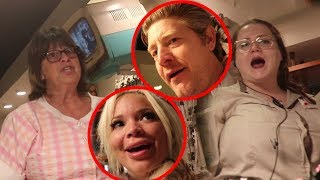 HUMILIATED AT DISNEY WORLD RESTAURANT!!