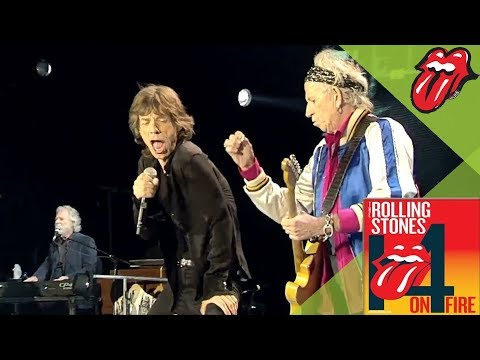 The Rolling Stones - 14 ON FIRE - Second show at the Tokyo Dome