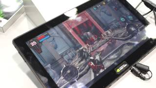 Hands-on: Nvidia Tegra 4 gaming (MWC 2013)