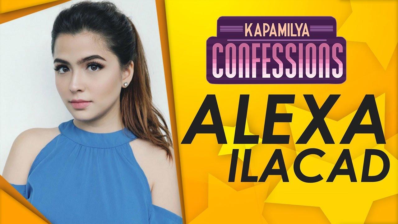 Kapamilya Confessions with Alexa Ilacad