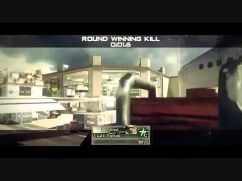 FaZe Force:A Awakening - A MW2 S&D Montage Trailer