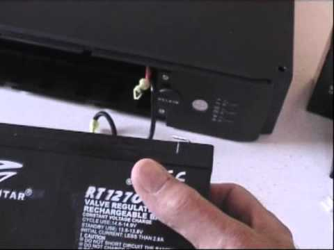 How to change your UPS battery