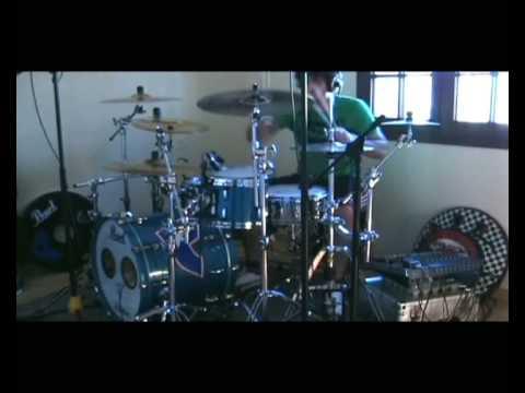 Blow Job   Happy Holidays You Bastard - Blink 182 (drumming) video