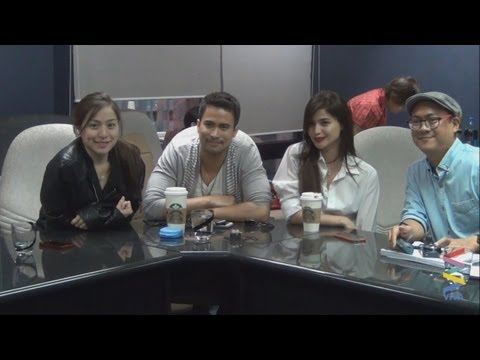 Anne Curtis, Critine Reyes and Sam Milby in one big movie