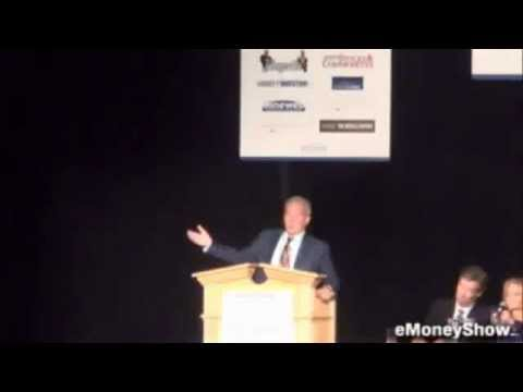 Peter Schiff Speaks At 2013 Las Vegas MoneyShow