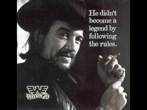Waylon Jennings - Six White Horses