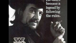 Watch Waylon Jennings Six White Horses video
