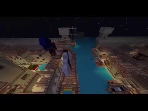 Minecraft Assassin's Creed Revelations Trailer
