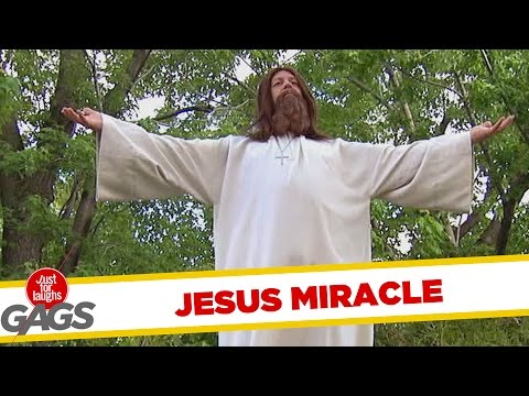 Jesus Heals Wheelchair Man - Throwback Thursday
