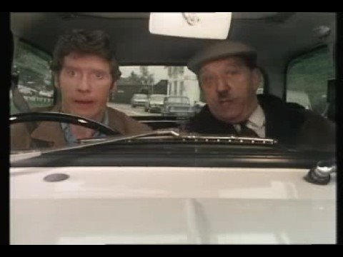 Some mothers do ave em driving lesson clip